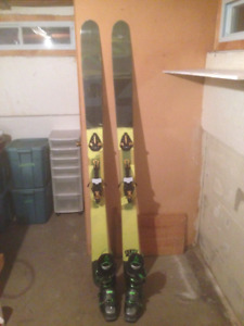 Salomon Rocker 2 108 Alpine Touring Setup