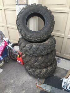 Polaris PXT atv RZR tires
