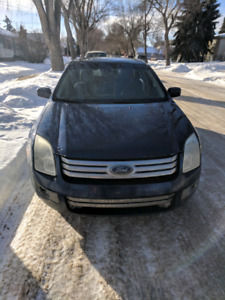2006 Ford Fusion SEL 3.0