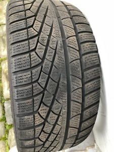 "FOUR 18"" PIRELLI WINTER TIRES  245/40 R 18 ONLY ONE SEASON OLD"