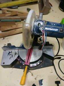 Mitre saw for parts and other tools
