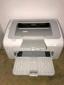 HP Printer Model p1005