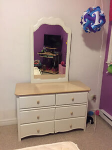 SOLD - Thank you/Girl's Twin White Bedroom Set St. John's Newfoundland image 5