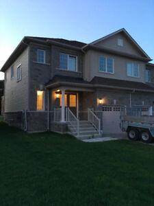 New family home for rent -Orillia-Sept. 1
