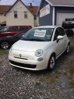 2012 Fiat 500 Coupe !!!! FULLY LOADED!!!! LOW KM!!!! Cape Breton Nova Scotia Preview