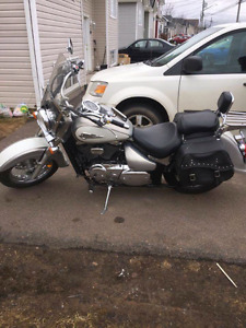 Suzuki Volusia intruder 800 cc