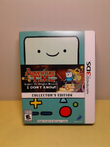 Adventure Time Collector's Edition 3DS
