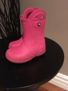 Size 10 Croc Boots