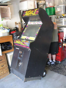 Looking For Empty Upright Arcade Cabinet.