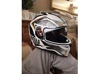 Agv small/medium helmet