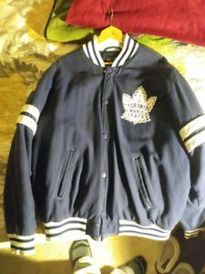 Toronto Maple Leafs Bomber Jacket