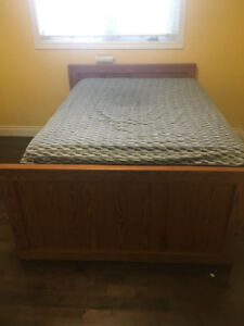 Crate Designs Double Bed Frame