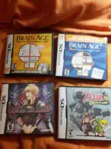 Jeux nintendo DS à vendre