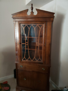 Duncan Phyfe Hutch Kijiji In Ontario Buy Sell Amp Save