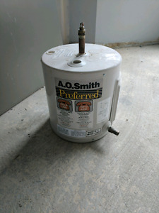 5.8 gallon 120 volt electric hot water tank