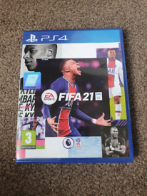 FIFA 21 Mint Condition PS4 Game