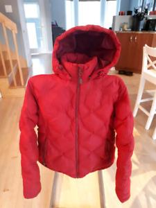 Manteau d'hiver très chaud