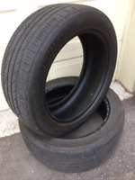 245/50R20 All-Season Hankook tires 102V original for Ford Edge