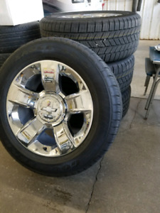 *Brand new* factory 20 inch rim and tire