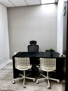 Office Space - Genuine Working Environment