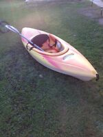 8 foot Sunstream kayak
