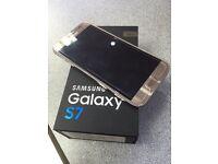 Samsung Galaxy s7 gold unlock