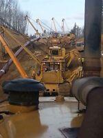 Hard oilfield worker
