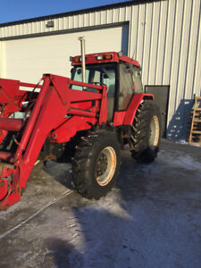 Case 5130 MFWD tractor