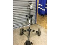 Star trac golf club trolley