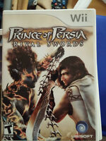 Prince of Persia Rival Swords for Wii