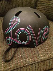 54-58 cm BELL bike helmet