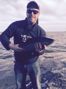 Looking for someone to fish with - new to London