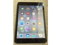 iPad Mini WiFi and Cellular 64GB Black