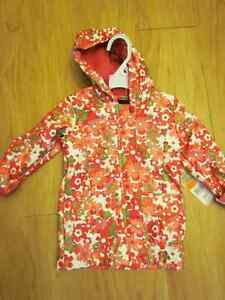 BNWT nevada 18 month raincoat Cambridge Kitchener Area image 1