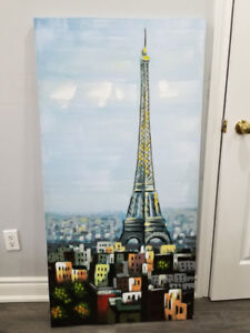 2 Large Paintings | Excellent Condition