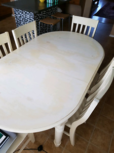 Dining Room Table $300