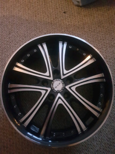 4- 17 inch rims for sale 5x114.3