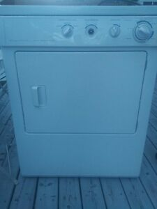 10 year old electric dryer