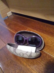 AUTHENTIC COACH SUNGLASSES FOR SALE