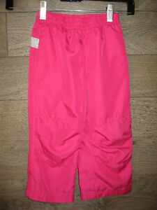 Girl's 3T Splash pant (sportek)