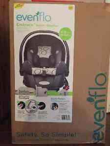 BRAND NEW IN BOX - Evenflo Embrace Select infant car seat London Ontario image 1