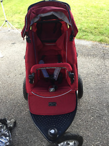 Valco Trimode Stroller with Accessories