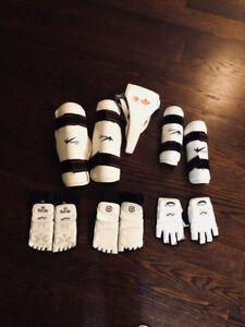 Taekwondo Women Gear