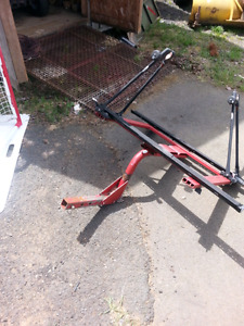 Well made solid  bike stand for sale obo