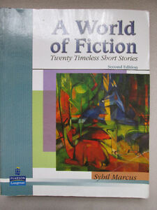 A WORLD OF FICTION BOOK