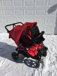 Valco x duo with Joey stroller 2016 model - excellent condition