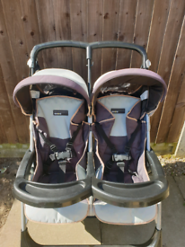 Mama and Papas Double Buggy