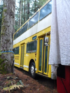 1976 LEYLAND Double Decker for $28,000.00 firm