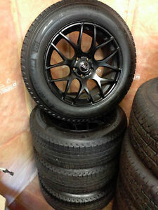 AUDI Q5 / Q3 / VW TIGUAN winter wheels/tires
