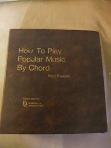 How to Play Popular Piano